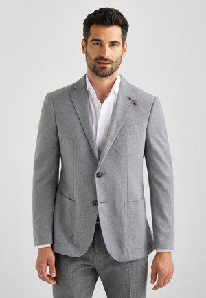MURELLO - Blazer jacket - grey flannel melange