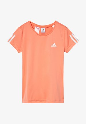 TEE - T-shirt z nadrukiem - orange