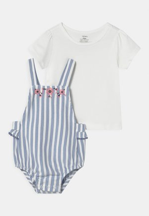 SET - T-shirt basic - blue