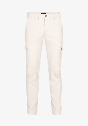 Cargo trousers - off white