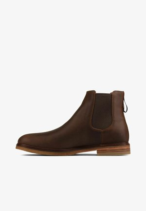 GOBI - Classic ankle boots - beeswax leather