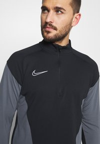 Nike Performance - DRY ACADEMY SUIT - Tracksuit - black/black/white/white - 5