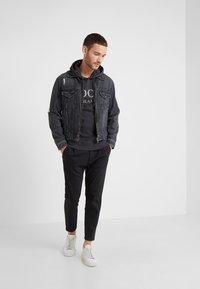 JOOP! Jeans - ALFREDO - Sweat à capuche - anthracit - 1