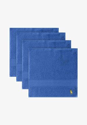 4 PACK - Beach towel - cobalt
