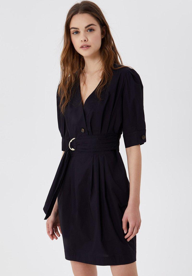 LIU JO - Shift dress - black