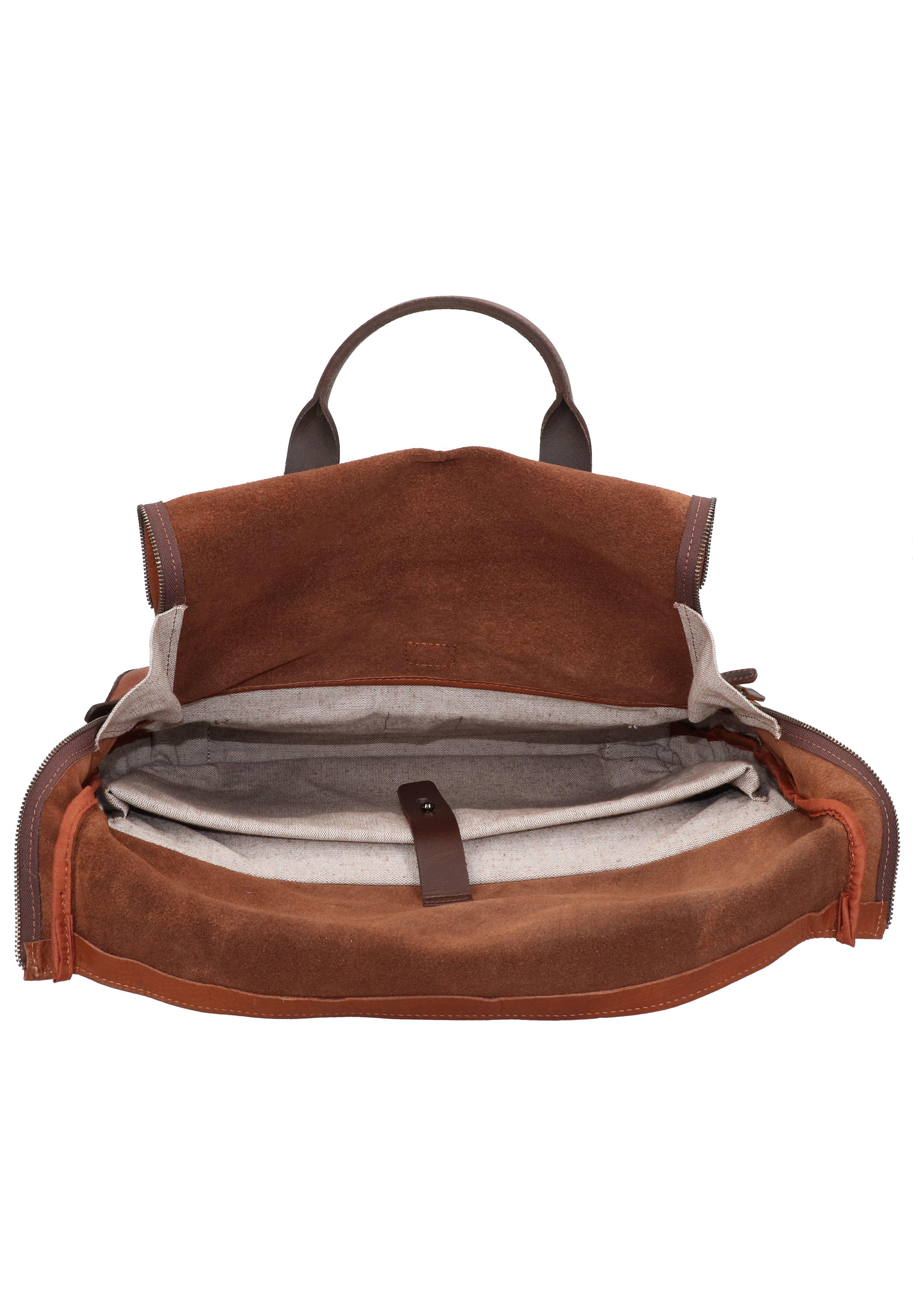 Harolds MOUNT  - Notebooktasche - cognac/brown/braun - Herrentaschen oHhAf