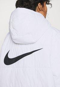 Nike Sportswear - Winter jacket - white/black - 4