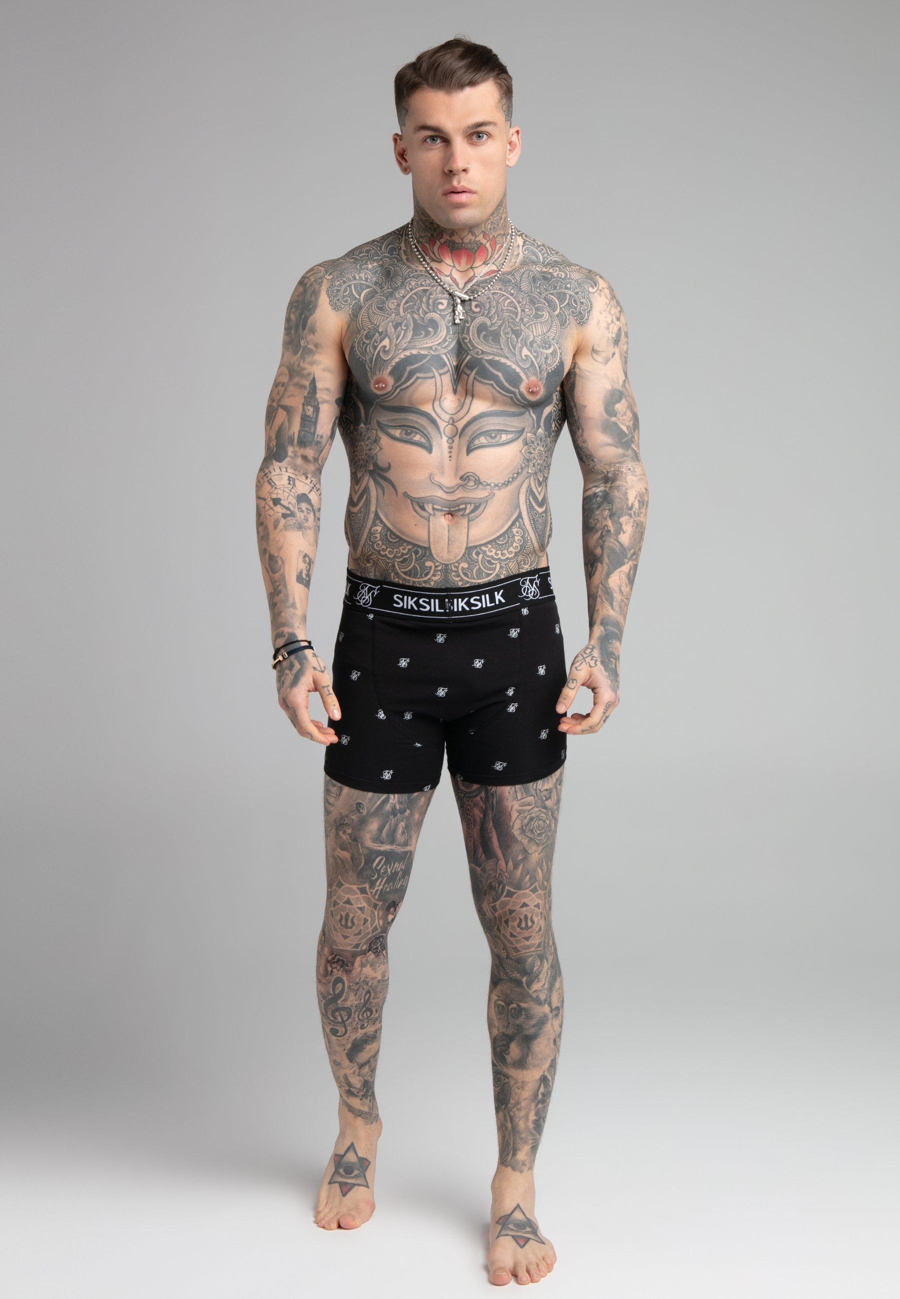 Men LOGO  3 PACK - Pants
