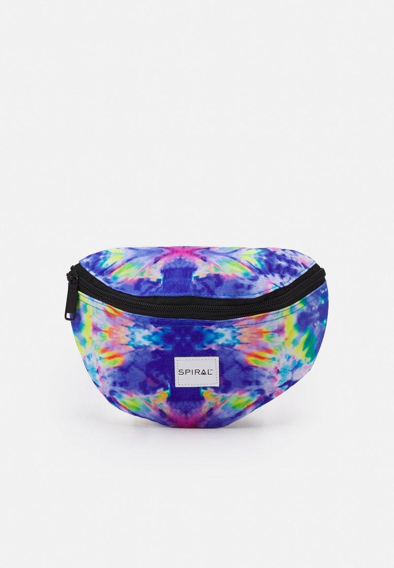 Spiral Bags - BUM BAG UNISEX - Bum bag - multi-coloured