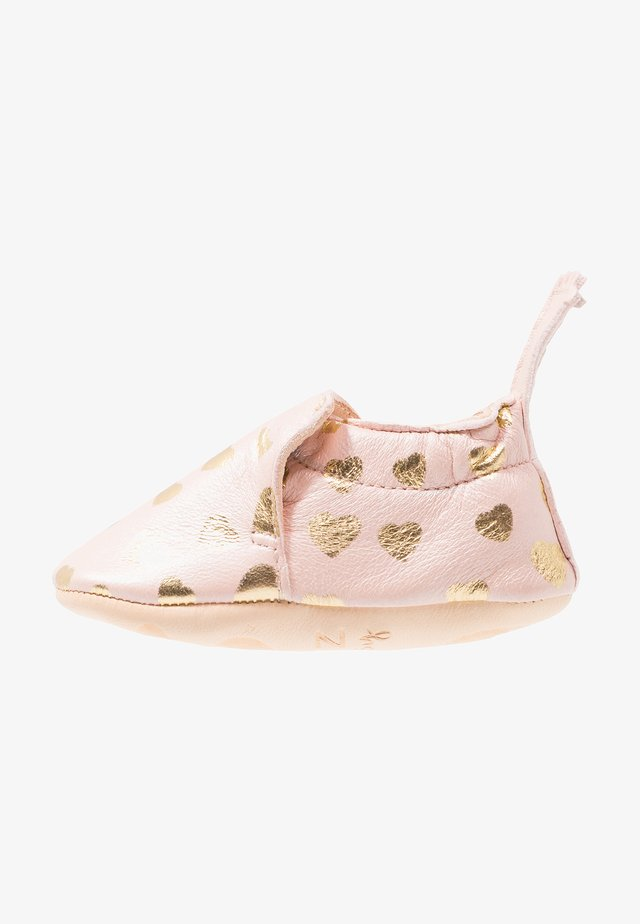 BLUMOO LOVELY - First shoes - rose baba/or