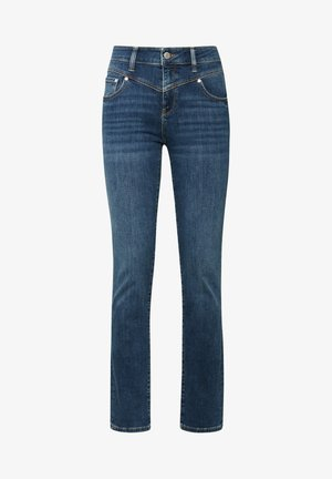 SOPHIE - Slim fit jeans - mid shaded blue str