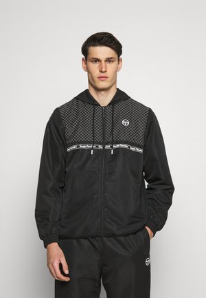 NAPIER TRACKSUIT - Tracksuit - anthracite/silver