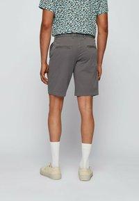 BOSS - SCHINO - Shorts - dark grey - 2