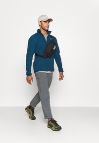 The North Face - GLACIER 1/4 ZIP  - Fleece jumper - monterey blue - 1