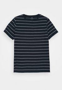 Name it - NKMVES 2 PACK - T-shirt print - dark sapphire - 2
