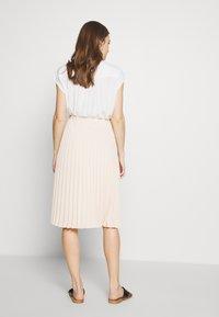 Pomkin - CHARLOTTE - Áčková sukně - nude - 2