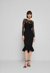 Missguided - Koktejlové šaty/ šaty na párty - black - 1