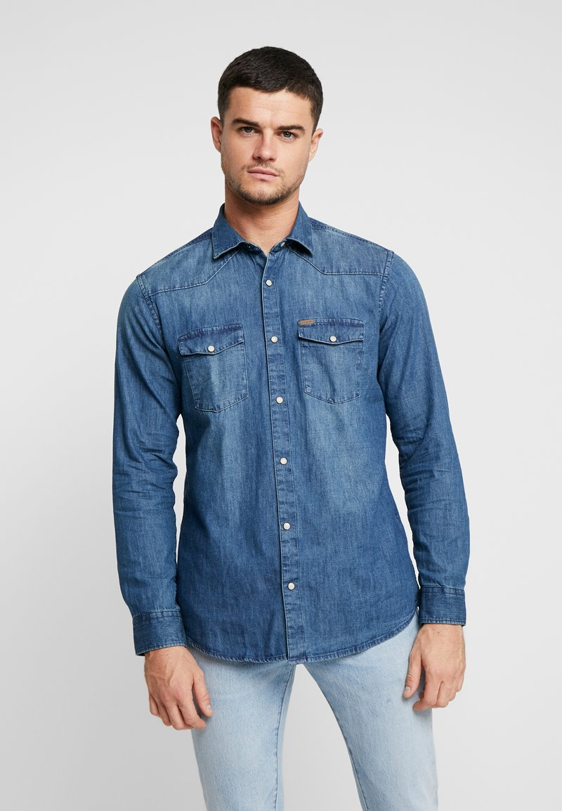 Only & Sons - Shirt - medium blue denim