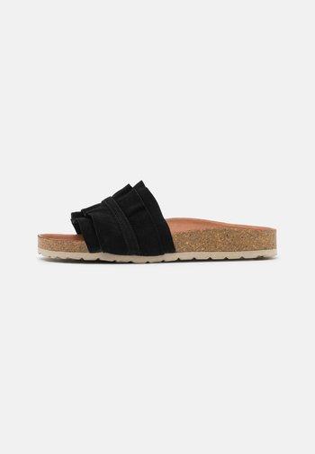 ROCIO - Mules - black
