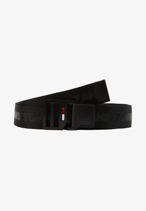 DRING BELT  - Cinturón - black