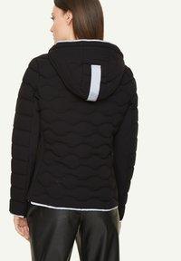 comma casual identity - Down jacket - black - 2