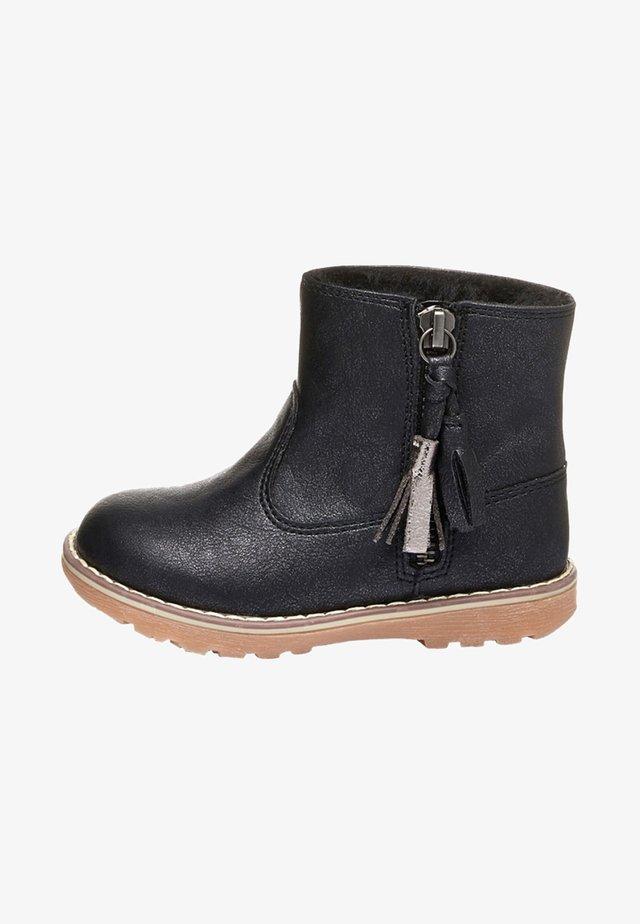 TAN TASSEL  - Chaussures premiers pas - black