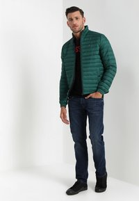 Esprit - Straight leg jeans - blue medium wash - 1