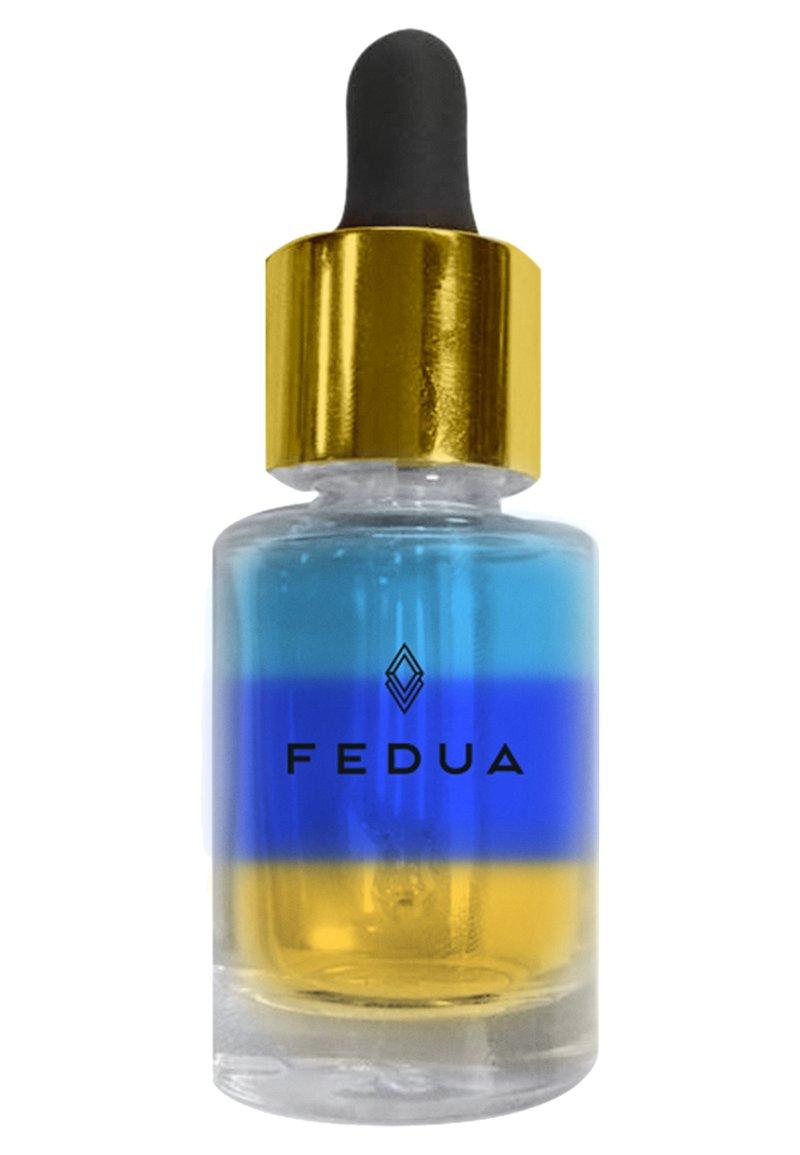 Fedua - RAINBOW OIL - Nail treatment - 0058 blue/yellow/transparent