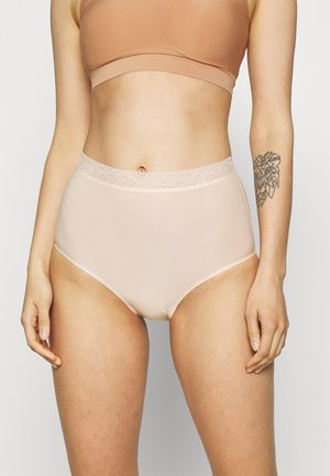 SOFTSTRETCH - Shorty - beige dore