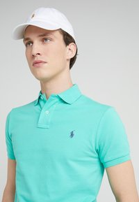 Polo Ralph Lauren - SLIM FIT - Polo - sunset green - 4