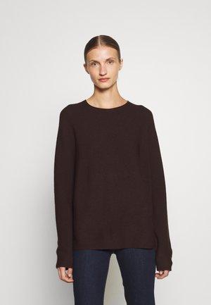 MAILA - Sweter - braun