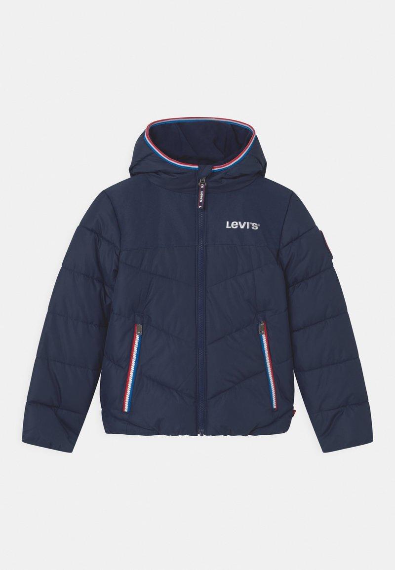 Levi's® - MIX MEDIA PUFFER - Winter jacket - dress blues