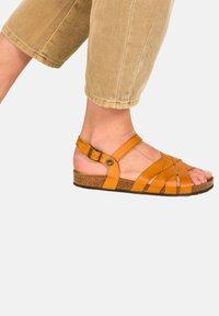 Pataugas - CASSIE F2G - Sandals - ochre - 0