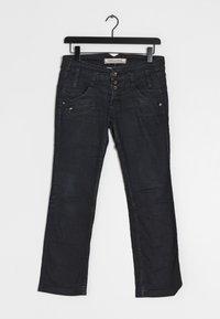 Freeman T. Porter - Straight leg jeans - black - 0