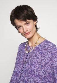 Rebecca Minkoff - ESME DRESS - Maxi dress - lilac/multicolor - 3