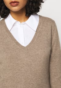 FTC Cashmere - Jumper - natural taupe - 5