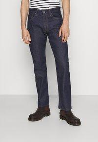 Levi's® Made & Crafted - LMC 551 Z VINTG STRAIGHT - Straight leg jeans - dark blue denim - 0