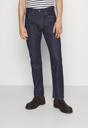 551  AUTHENTIC STRAIGHT - Jeans a sigaretta - dark blue denim