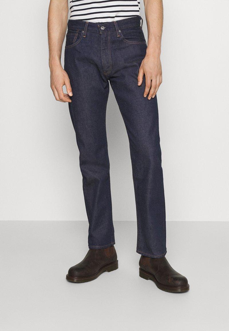 Levi's® Made & Crafted - LMC 551 Z VINTG STRAIGHT - Straight leg jeans - dark blue denim