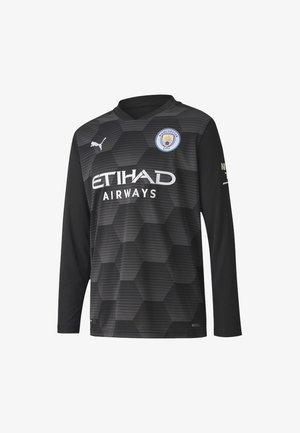 Goalkeeper shirt - black-asphalt