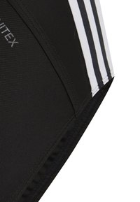adidas Performance - ATHLY V 3-STRIPES SWIMSUIT - Swimsuit - black/white - 4