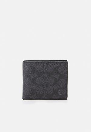 COIN WALLET IN SIGNATURE - Peněženka - charcoal/black