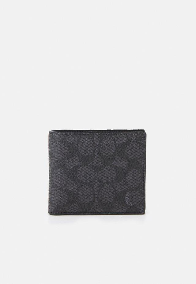 COIN WALLET IN SIGNATURE - Portafoglio - charcoal/black