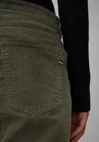 Marc O'Polo - ALBY  - Trousers - deep pine - 4