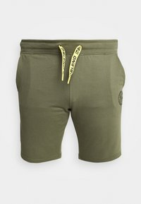 Blend - Pantalones deportivos - kalamata green - 4