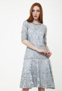 Madam-T - Cocktail dress / Party dress - grau - 0