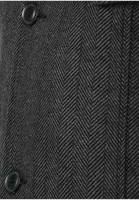 INDICODE JEANS - BRANDAN - Short coat - dark coal - 5