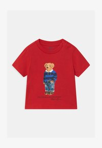 Polo Ralph Lauren - Print T-shirt - red - 0