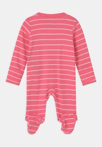 Carter's - WHALE - Dupačky na spaní - pink - 1