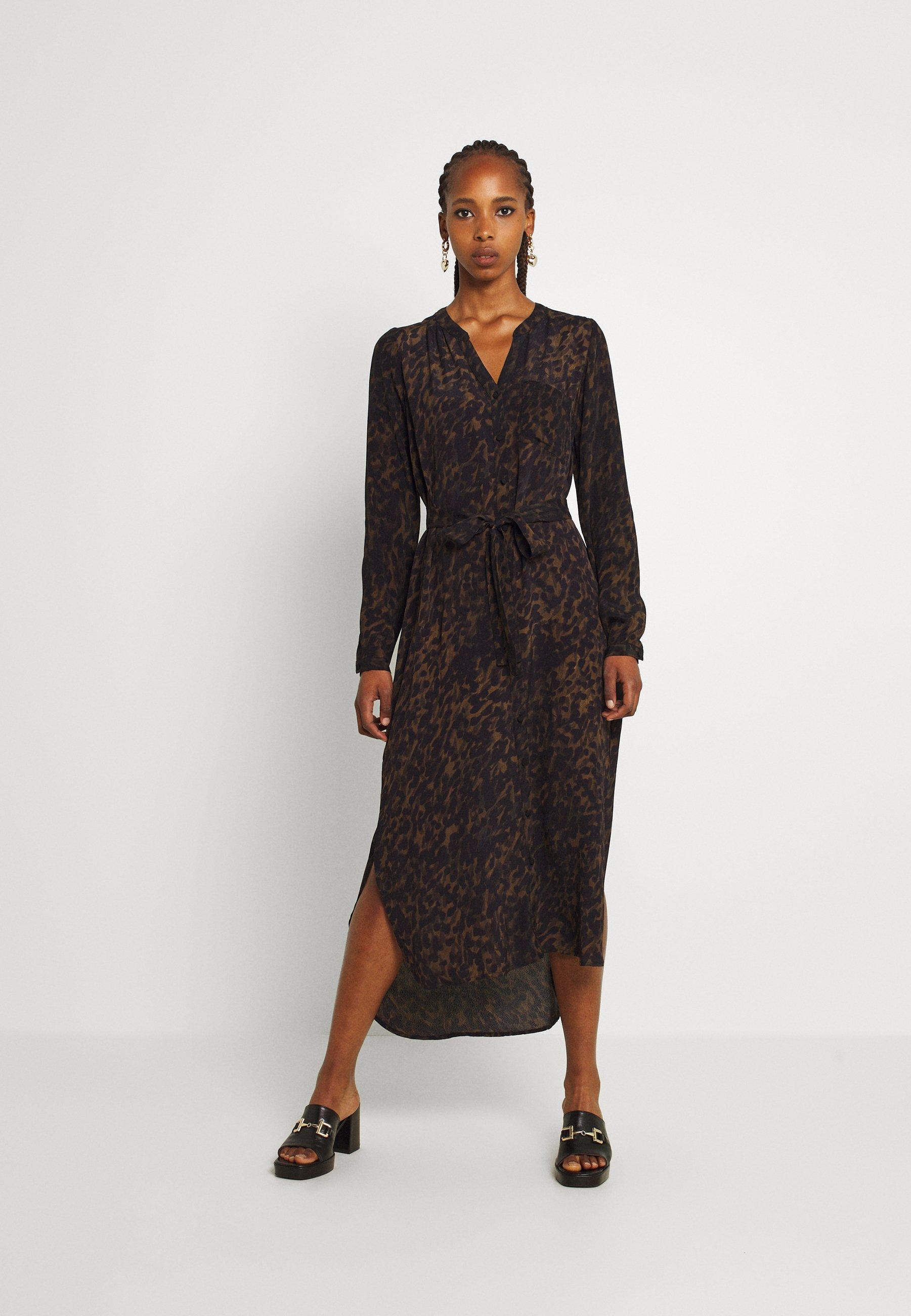 Mujer VMGILLEA SHIRT DRESS VIP - Vestido informal